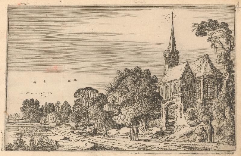 Jan van de Velde ml., Claes Jansz. Visscher - 42. list z albumu