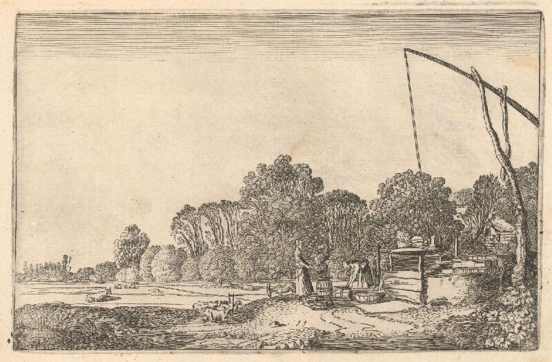 Jan van de Velde ml., Claes Jansz. Visscher - 44.list z albumu