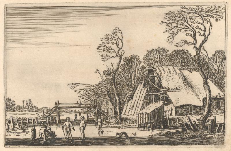 Jan van de Velde ml., Claes Jansz. Visscher - 47. list z albumu
