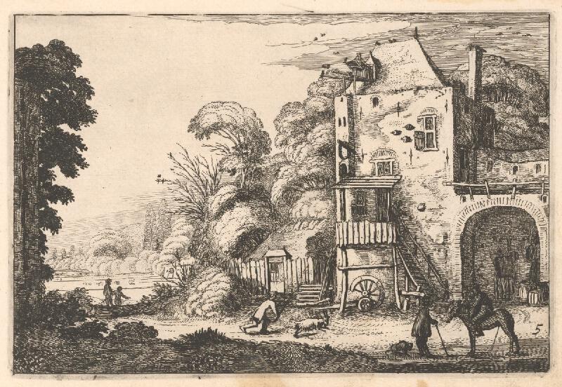 Jan van de Velde ml., Claes Jansz. Visscher - 5. List z albumu