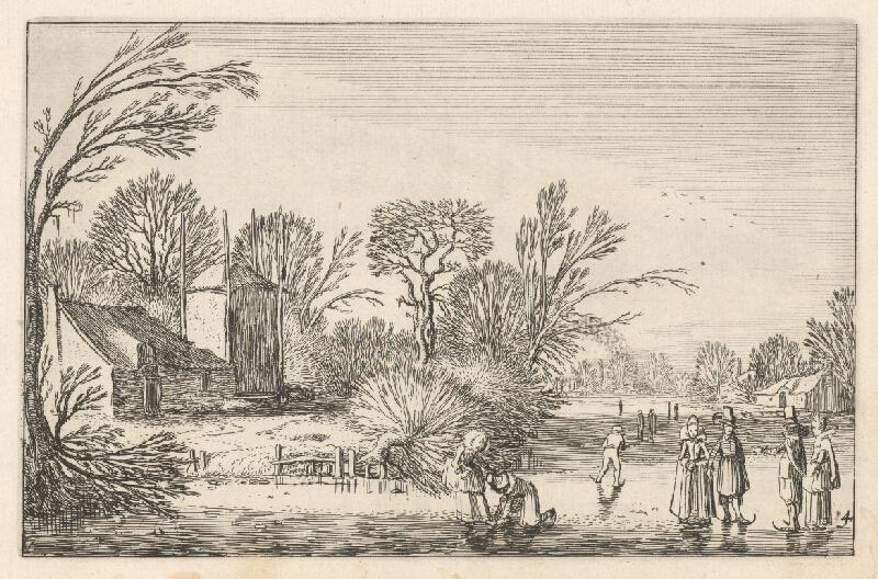 Jan van de Velde ml., Claes Jansz.  Visscher - 52.list z albumu