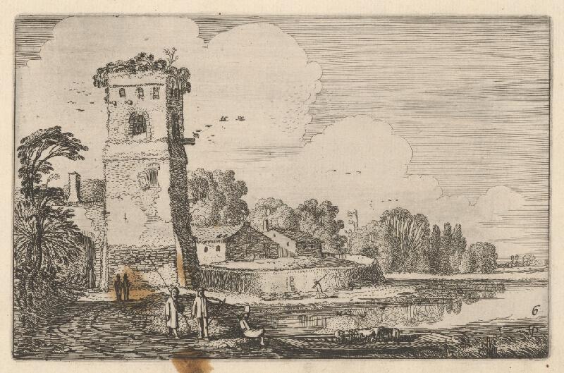 Jan van de Velde ml., Claes Jansz. Visscher - 53.list z albumu