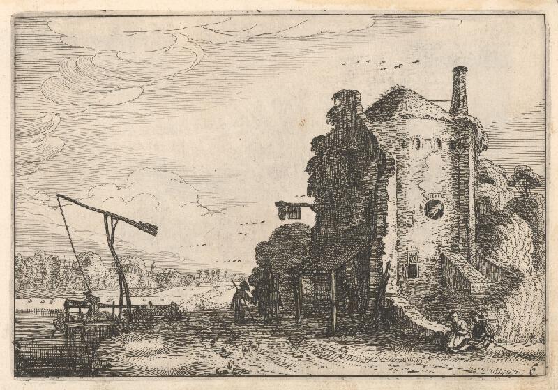 Jan van de Velde ml., Claes Jansz. Visscher - 6.list z albumu