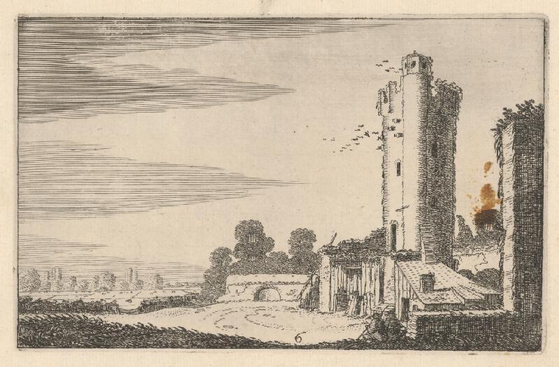 Jan van de Velde ml., Claes Jansz. Visscher - 61.list z albumu