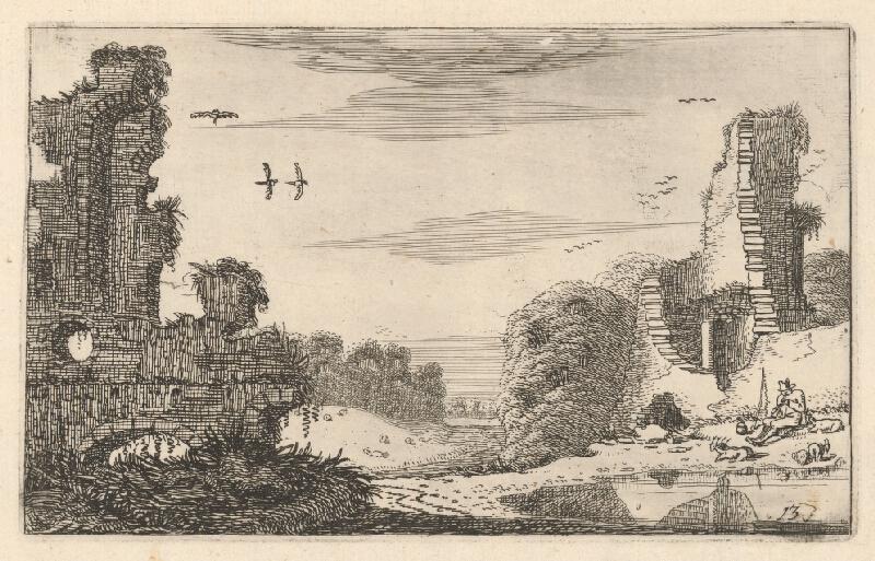 Jan van de Velde ml., Claes Jansz. Visscher - 68.list z albumu