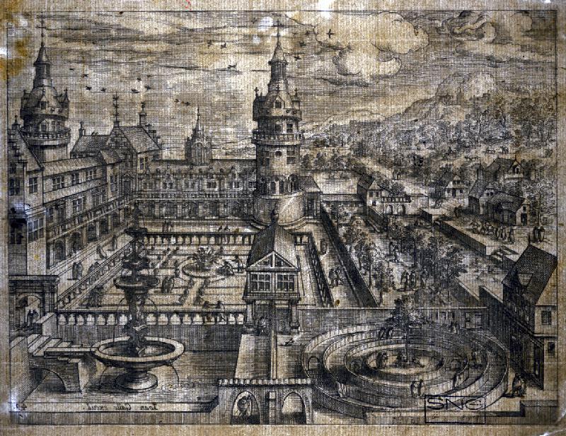 Johann Galle – Kaštieľ