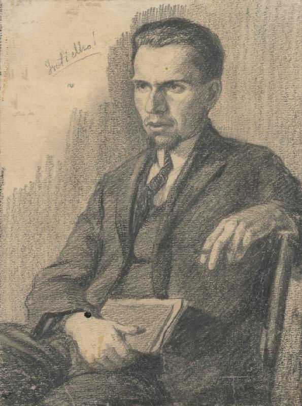 Ladislav Treskoň - Podobizeň kolegu