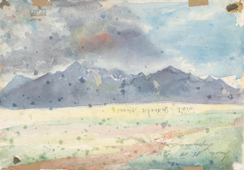 Július Török – Okraj dediny