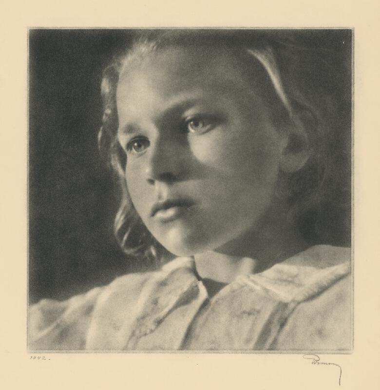 Ladislav Rozman - Portrét dievčaťa