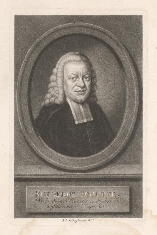 Johann Jacob Haid - Rutgerus Schutte