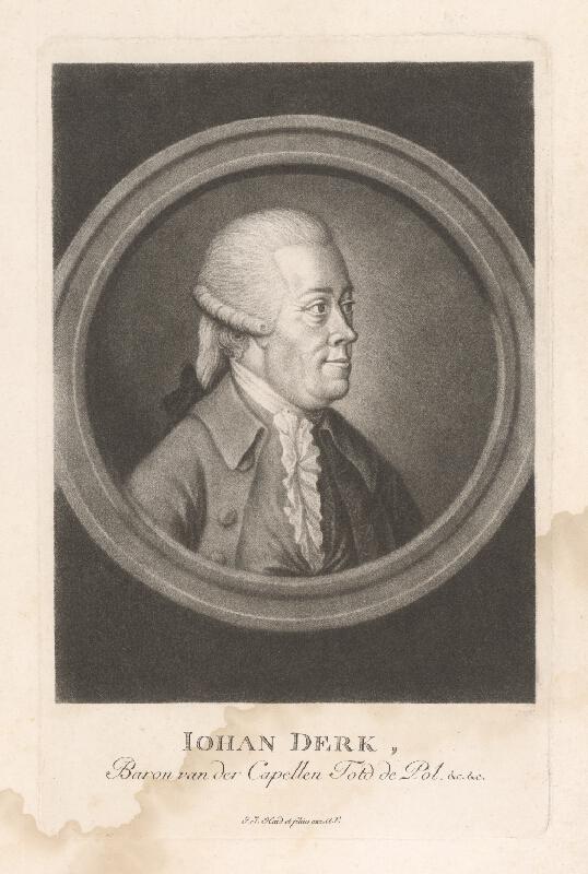 Johann Jacob Haid - Johann Derk