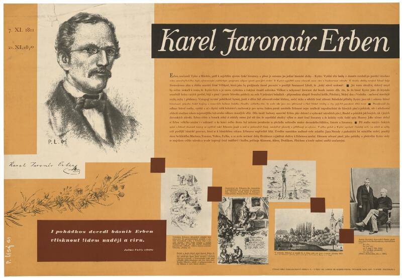 P. Lisý - Karel Jaromír Erben