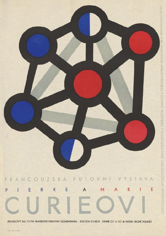 Český autor - Pierre a Mária Curieovi