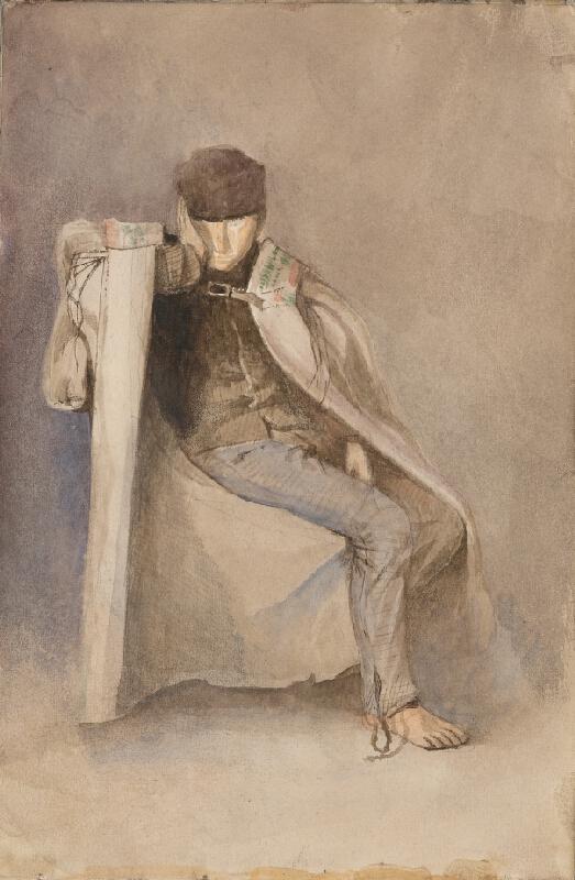 Ladislav Mednyánszky - Štúdia