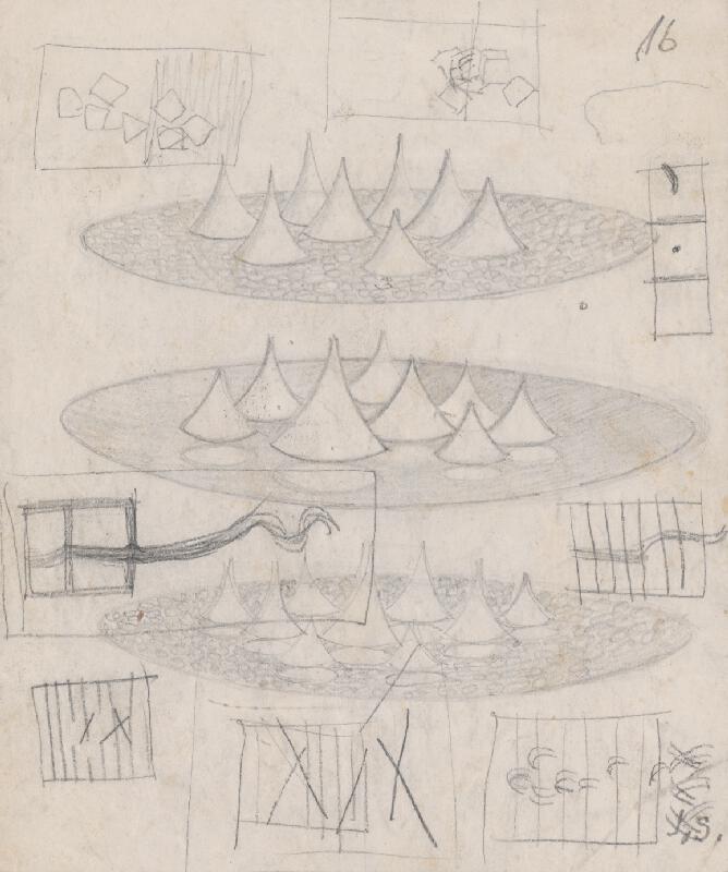 Jozef Sušienka - Návrhy na fontány