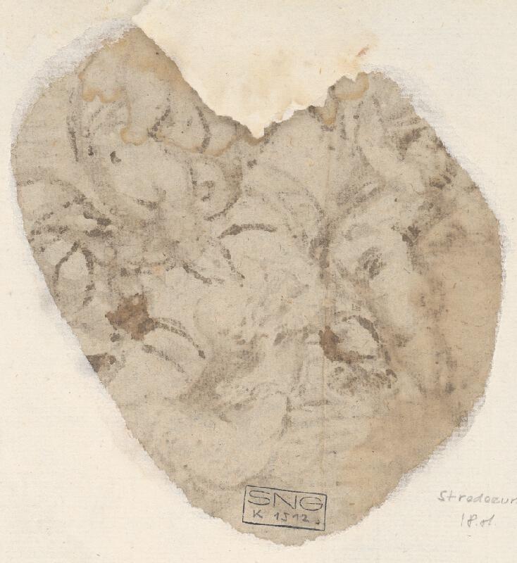 Stredoeurópsky maliar z 18. storočia - Skupina anjelikov