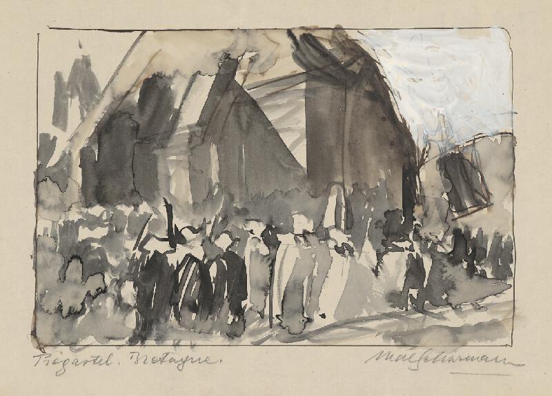 Maximilián Schurmann - Trégastel - Bretagne