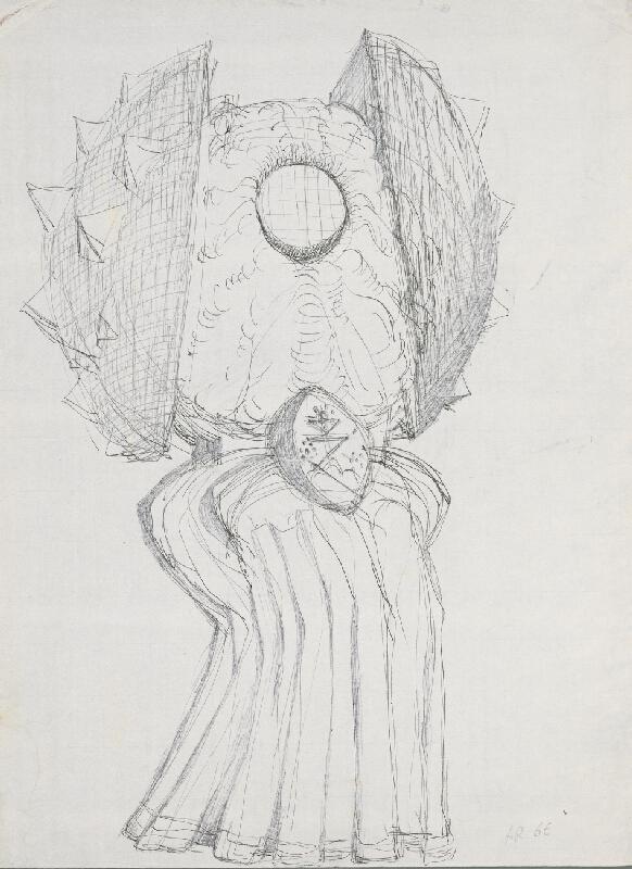 Andrej Rudavský – Kresba k Veľkej Morave