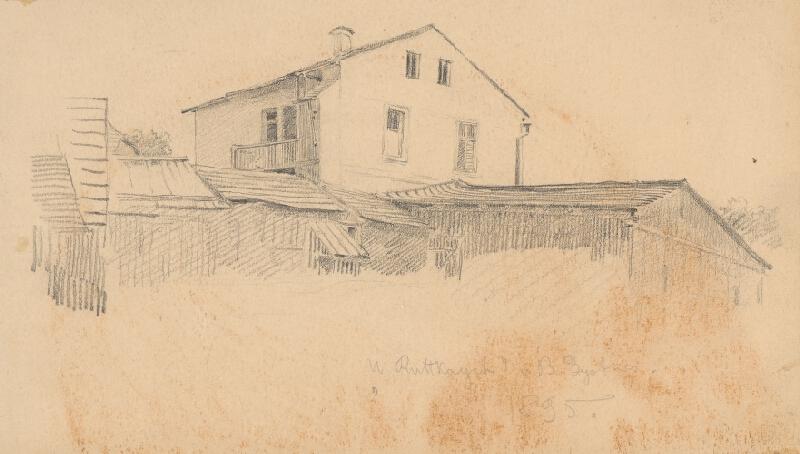 Milan Thomka Mitrovský - Dom Ruttkayovcov v Banskej Bystrici