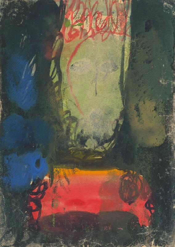Viera Kraicová - Vyblednutý portrét