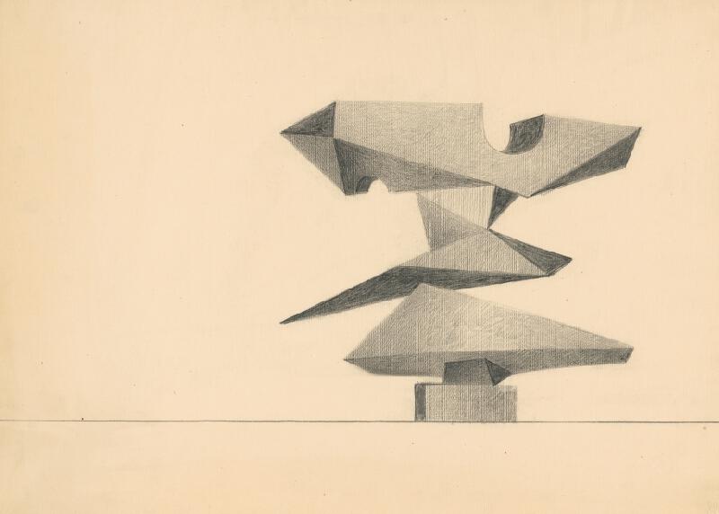 Theodor Lugs - Štúdia k soche