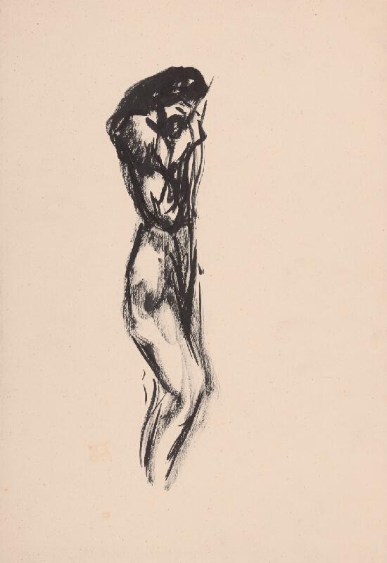 Arnold Peter Weisz-Kubínčan – Ženská postava