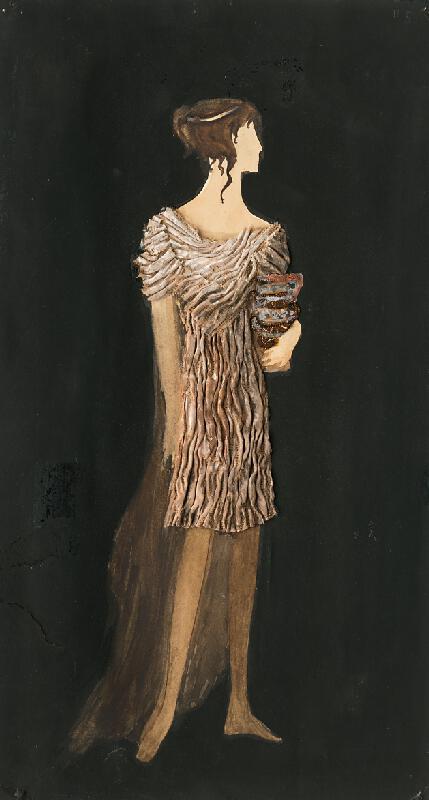 Helena Bezáková - Sofokles: Antigona III.