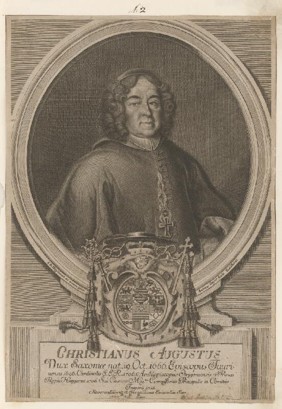 Andreas Geyer, Johann Leonhard Hirschmann - Christianus Augustus