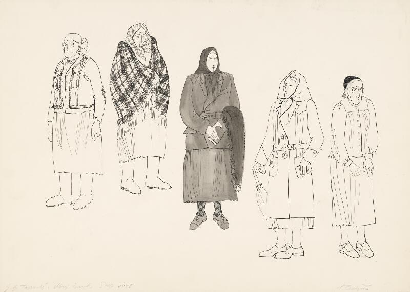 Jozef Gregor Tajovský: Nový život, 1978, Slovenské národné divadlo, Bratislava, réžia: Miloš Pietor.