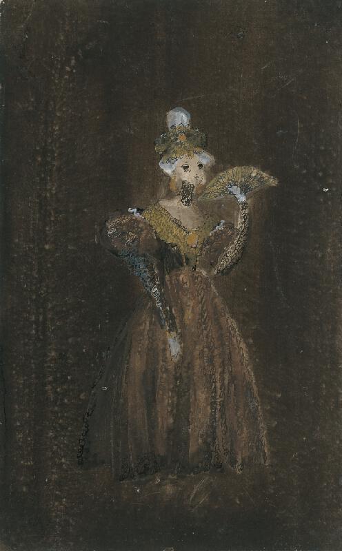 Helena Bezáková - M. J. Lermontov: Maškaráda III.