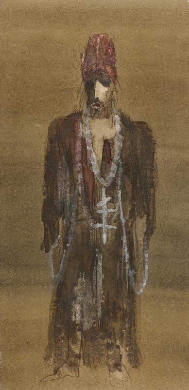 Helena Bezáková - M. P. Musorgskij: Boris Godunov I.