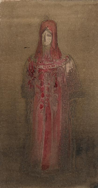 Helena Bezáková - M. P. Musorgskij: Boris Godunov XII.