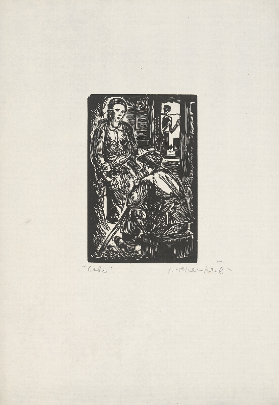 Imrich Weiner-Kráľ - Práca