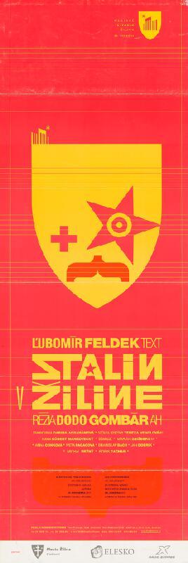 Emil Drličiak – Ľubomír Feldek: Stalin v Žiline