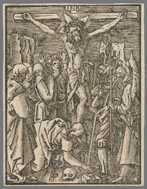 Carlo Salis - Vztýčený kríž
