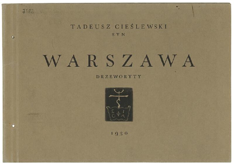 Tadeusz Cieslewski - Warszawa