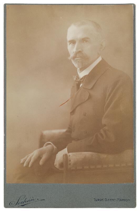 Pavol Socháň – Jozef Fábry, veľkoobchodník