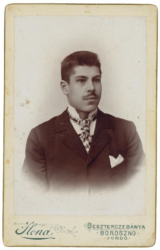 Ateliér Ilona – Portrét muža