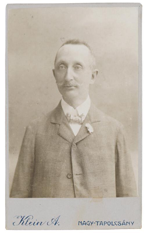 Armin Klein - Portrét muža