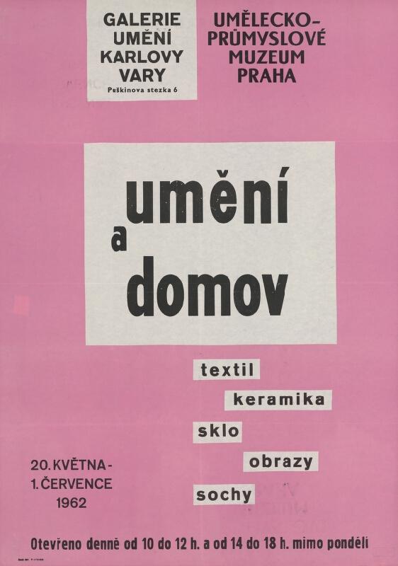 Český autor - Umenie a domov