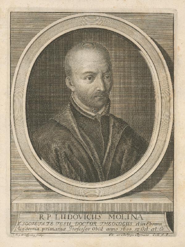 Johann Georg Wolfgang - Ludovicus Molina