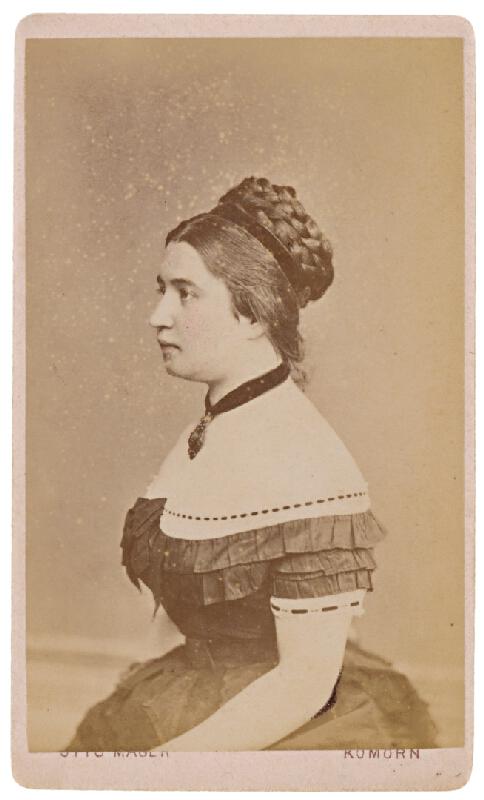 Otto Mager - Portrét ženy