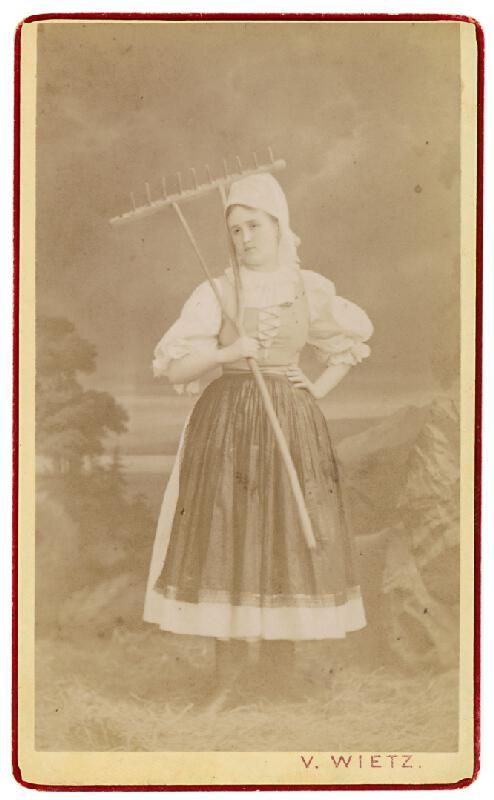 Viliam Wietz - Portrét ženy