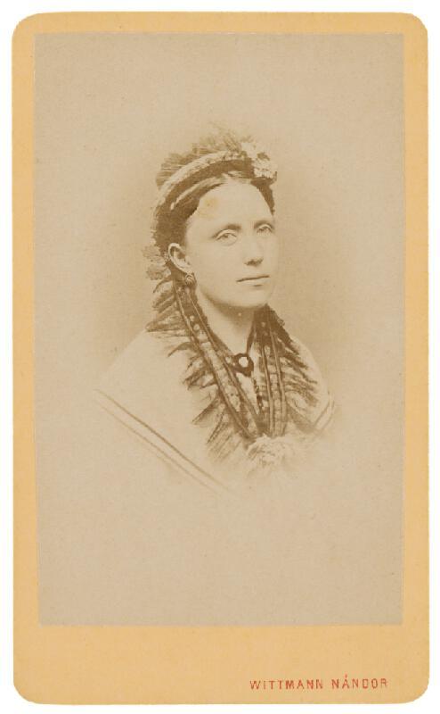 Nándor Wittmann - Portrét ženy