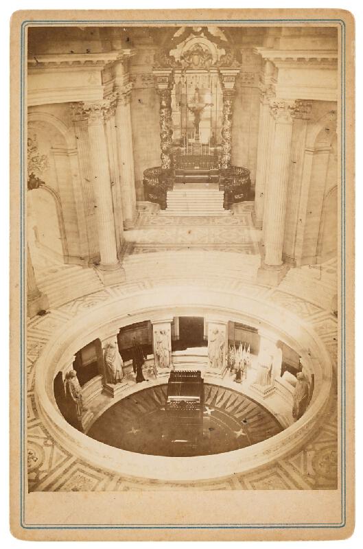 Neznámy autor – Paríž. Napoleónov hrob I. (Tombeau Napoleon I.)