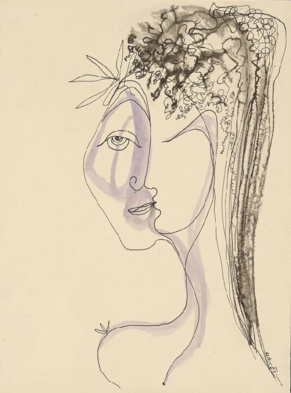 Mária Želibská - Dievča