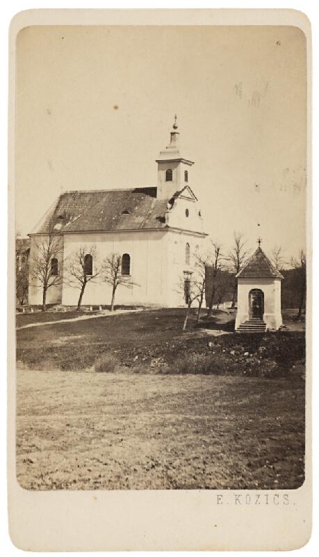 Eduard Kozič – Kostol na Hlbokej ceste v Bratislave