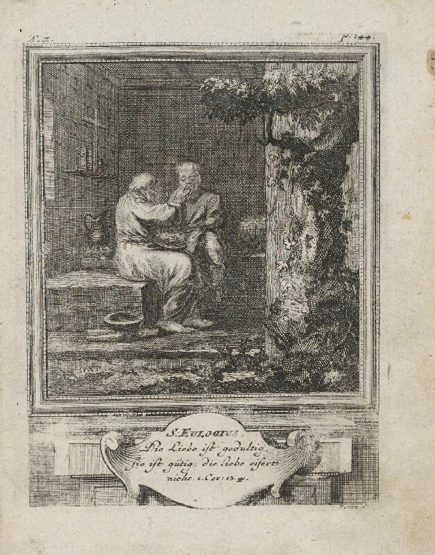 Michael Heinrich Rentz - Sv. Eulogius