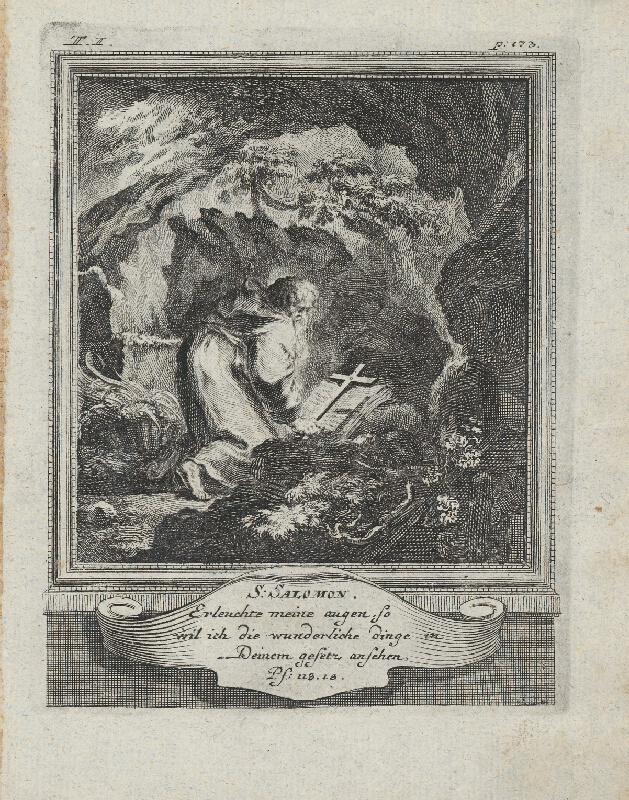 Michael Heinrich Rentz - Sv. Salomon