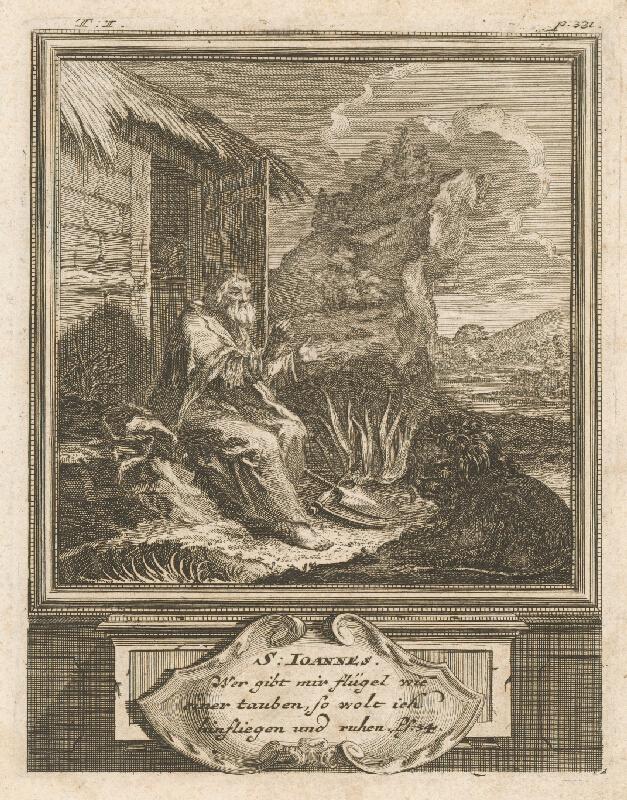 Michael Heinrich Rentz - S. Joannes